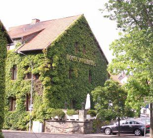 Hotel vom Parkplatz Hotel Werbetal