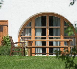 Außenansicht Hotel Hagerhof - Chiemsee