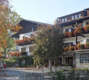 Gebäudeansicht Keilhofer Appartements Ferienwohnungen