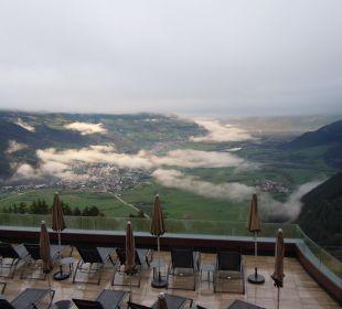 Blick von unserer Suite Alpin & Relax Hotel Das Gerstl