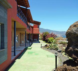 Meer-Seite Aparthotel El Cerrito