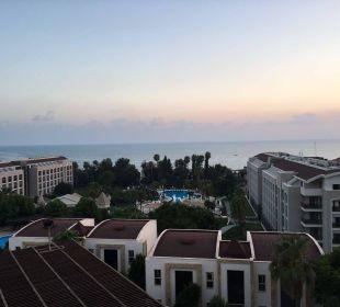 Aussicht  Hotel Horus Paradise Luxury Club
