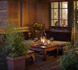 Terrasse Pitschna Scena Hotel Saratz