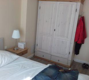Schlafraum_2 Vier Jahreszeiten Kühlungsborn -  Hotel