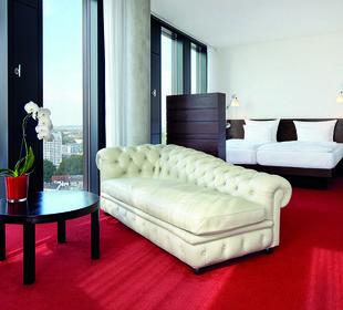 Juniorsuite Empire Riverside Hotel Hamburg