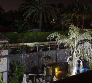 Blick vom Zimmer IFA Catarina Hotel