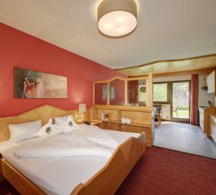 Gemütliche Zimmer Hotel Alpenhof Passeiertal