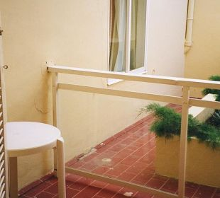 Balkon Zimmer 102