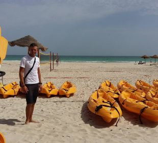 Plage  SunConnect Djerba Aqua Resort