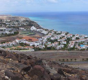 Die gesamte Anlage Fuerteventura Princess