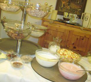 Frühstück Hotel Kirchenwirt