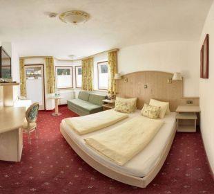 Komfortzimmer Alpenrose Hotel-Pension
