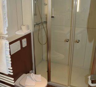 Bad Zimmer 401 - Aug. 2015 Familienhotel Filzmooserhof