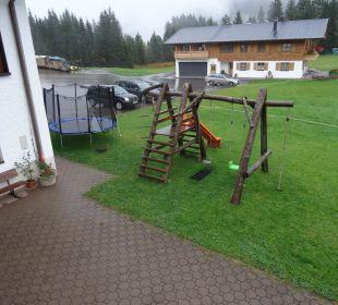 Spielplatz Gasthof Bergblick