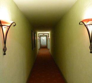 Auf dem Flur Hotel Forsthaus Damerow