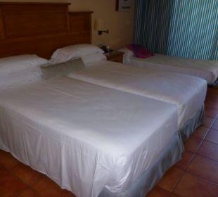 Doppelzimmer mit Zustellbett Fuerte Conil & Costa Luz Resort