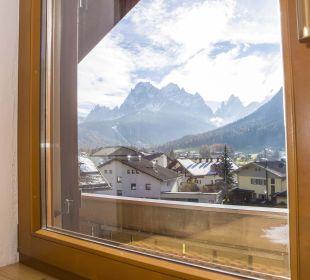 Ausblick auf die Berge Rudlerhof & Chalet Rudana