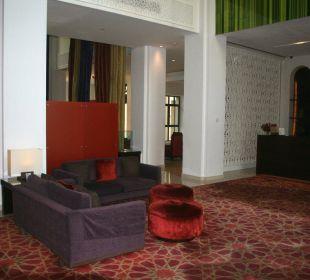 Lobby Vida Hotel Downtown Dubai