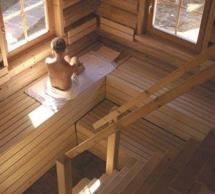 Sauna Thermenhotel Ronacher