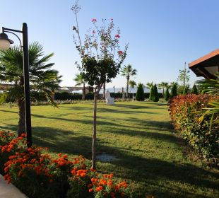Immer grün und schön gemacht Kilikya Palace Göynük