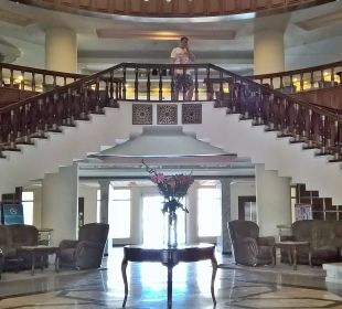 Lobby vor Eingang