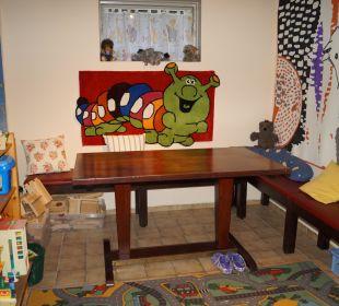 Kinder-Spielezimmer, Tischfußball und xbox one Haus Mühlentrift
