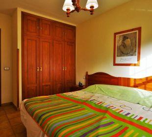 Schlafzimmer Hotel Oasis San Antonio