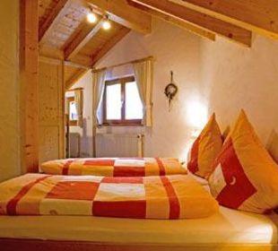 Studio Bergblick Schlafzimmer Ferienwohnungen Schneider Bad Hindelang
