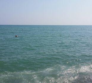 Strand mit Steg Sherwood Dreams Resort