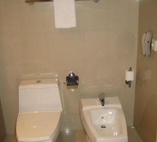 WC im Zimmer