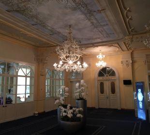 Schöne Hotelhallen Hotel Reine Victoria by Laudinella