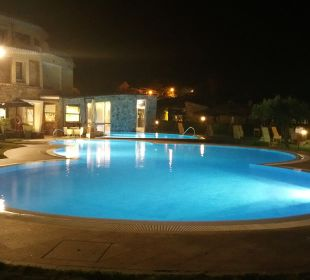 Pool Hotel Baia Caddinas