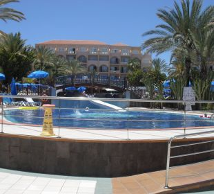 Kleiner Pool  Hotel Mirador Maspalomas Dunas