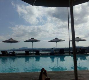 Pool Marilena Sea View Hotel