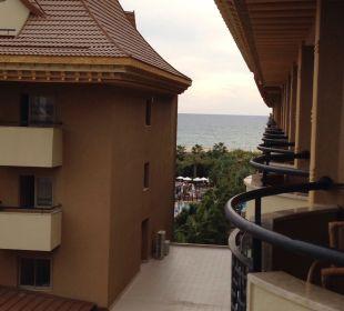 Ausblick vom Zimmer Hotel Royal Dragon