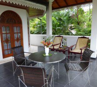 Zimmer 4 Balkon Amal Villa
