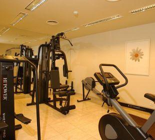 Fitness Room K+K Hotel Fenix