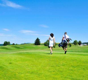 Golfen für Anspruchsvolle Hotel Goldener Stern