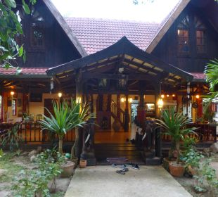 Restaurant Hotel Na Thai Resort