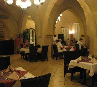 Teil des Restaurants