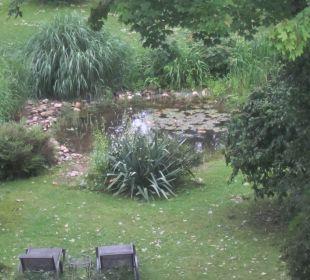 Wunderschöner Garten Laudensacks Parkhotel