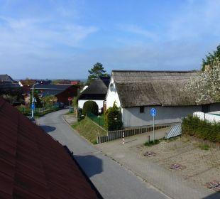 Aussicht zum Achterwasser Hotel Nussbaumhof