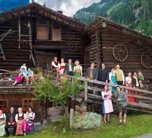 Familie Hettegger Edelweiss Grossarl - Der Stern in den Alpen