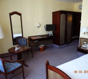 Hotelzimmer Hotel Kipping