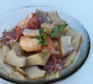 Abendessen SENTIDO Migjorn Ibiza Suites & Spa