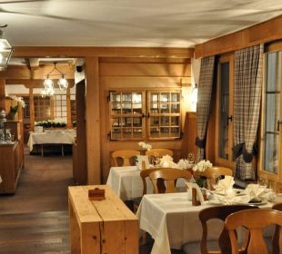 Restaurant (Hauptsaal) Romantik Hotel Hornberg