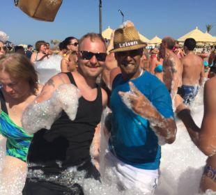 Beachparty mit Bola Bolaaa