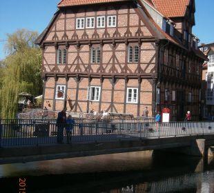 """Teil der mehrgebäudigen Anlage: """"Lüner Mühle"""" Romantik Hotel Bergström"""