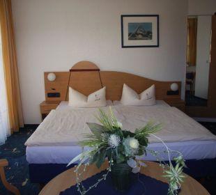 Komfort-Hoteldoppelzimmer Aparthotel Leuchtfeuer