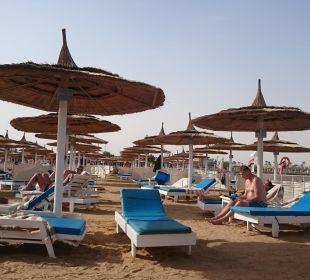 Strandliegen Dana Beach Resort
